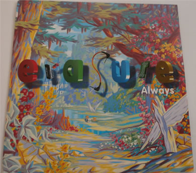 Erasure - Always 7 inch vinyl