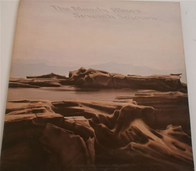 The Moody Blues - Seventh Sojourn 1972 12 inch vinyl