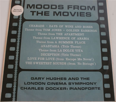 Moods From The Movies 12 Inch Vinyl