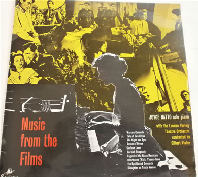 Music From The Films 12 Inch Vinyl