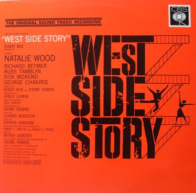 West Side Story 12 Inch Vinyl