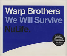 Warp Bros - We Will Survive 12 inch vinyl