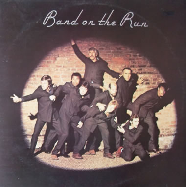 Paul McCartney & Wings - Band On The Run 12 Inch Vinyl