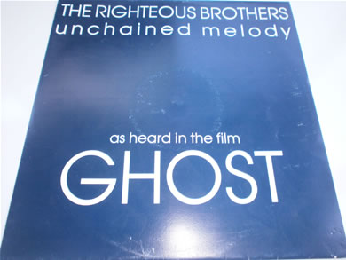 The Righteous Brothers - Unchained Melody 12 inch vinyl