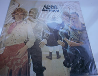 Abba - Waterloo 1974 12 inch vinyl
