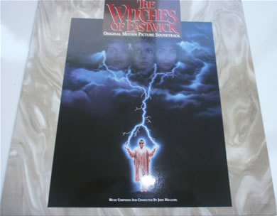 Witches Of Eastwick 12 Inch Vinyl