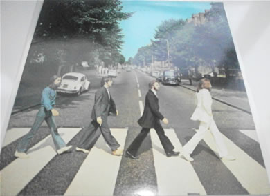 The Beatles - Abbey Road 12 inch vinyl