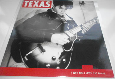 Texas - I Don't Want A Lover 12 inch vinyl