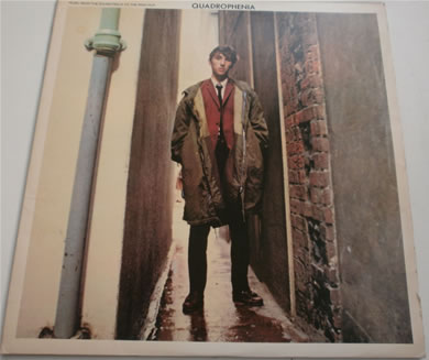 Quadrophenia - The Who 1979 12 Inch Vinyl