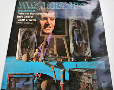 Billy J Kramer With The Dakotas - Billy Boy Garrod & Lofthouse MFP 1134 12 inch vinyl