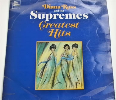 Diana Ross & The Supremes - Greatest Hits 1967 12 Inch Vinyl