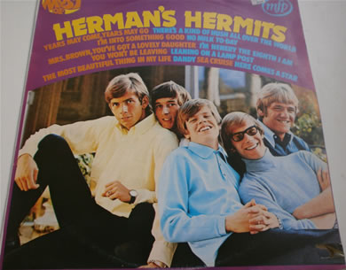 Hermans Hermits - The Most Of 12 Inch Vinyl