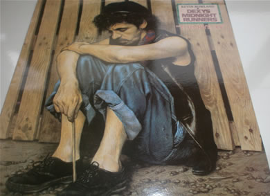 Kevin Rowland & Dexy's Midnight Runners - Too-Rye-Ay MERS5 1982 12 inch vinyl