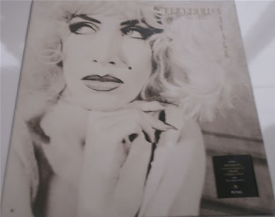 Eurythmics - Savage 1987 with poster 12 inch vinyl