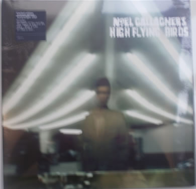 Noel Gallaghers - High Flying Birds 2011 LTD EDITION 12 inch vinyl