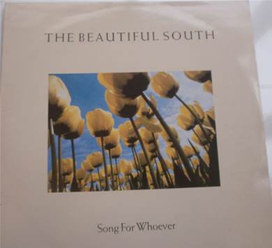 The Beautiful South - Song For Who Ever 12 inch vinyl