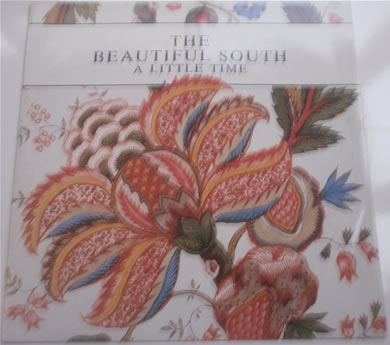 The Beautiful South - A Little Time 12 inch vinyl