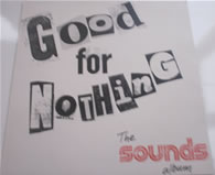The Sounds Album - Good For Nothing polydor sound1 1977 feat : The Jam, Eric Clapton, Crosby n Nash 12 Inch Vinyl
