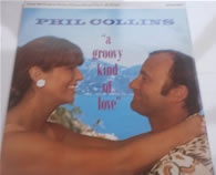 Phil Collins - A Groovy Kind Of Love L.P 12 Inch Vinyl