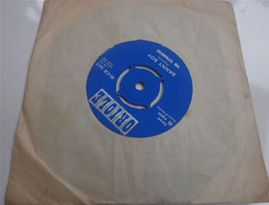 The Totanmites - The Spurs Song 7 Inch Vinyl