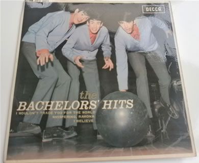 The Bachelors - Hits E.P 7 Inch Vinyl