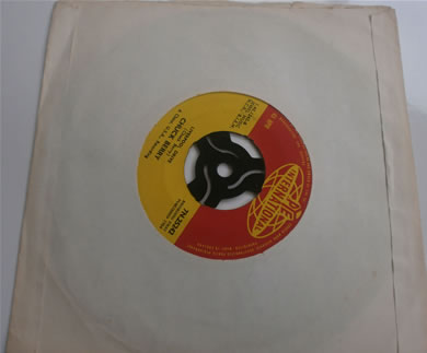 Chuck Berry - No Particular Place To Go 7 Inch Vinyl