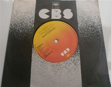 Art Garfunkel - Bright Eyes Bi, Kehaars Theme 1978 7 Inch Vinyl
