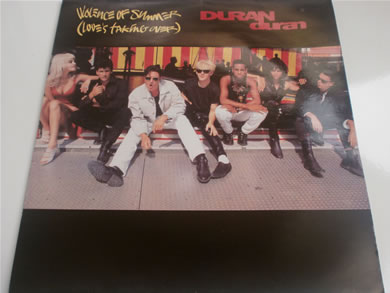 Duran Duran - Violence Of Summer (Loves Taking Over) 12 inch vinyl