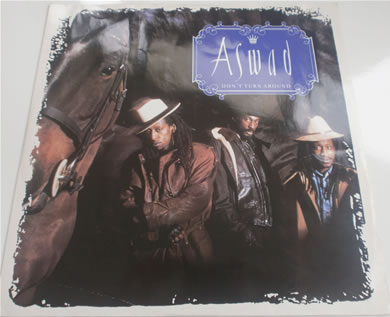 Aswad - Don't Turn Around 12 inch vinyl