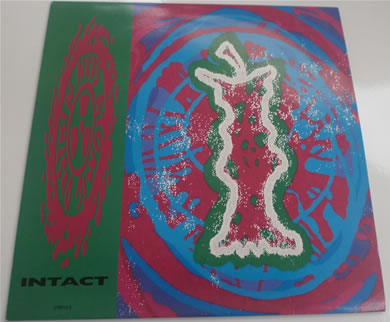 Neds Atomic Dustbin - Intact / Prostrate 10 Inch Vinyl