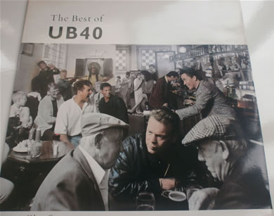 UB40 - The Best Of 12 inch vinyl