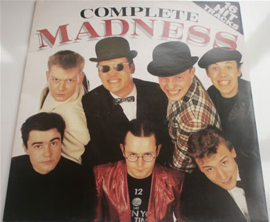 Madness - Complete 12 inch vinyl