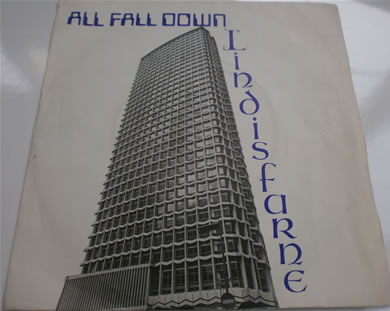 Lindisfarne - All Fall Down / We Can Swing Together CB191 7 inch vinyl