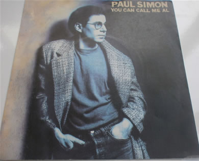 Paul Simon - You Can Call Me Al / Gumboots 7 inch vinyl