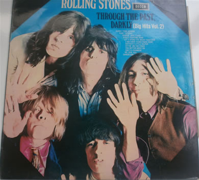 The Rolling Stones - Through The Past, Darkly (Big Hits Vol 2) 12 inch vinyl