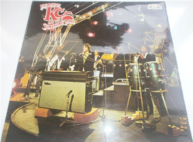 K.C & The Sunshine Band - The Best Of 12 inch vinyl