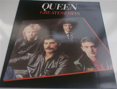 Queen - Greatest Hits 12 inch vinyl