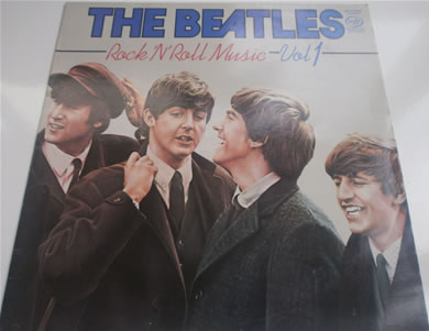The Beatles - Rock n Roll Music Vol 1 12 Inch Vinyl