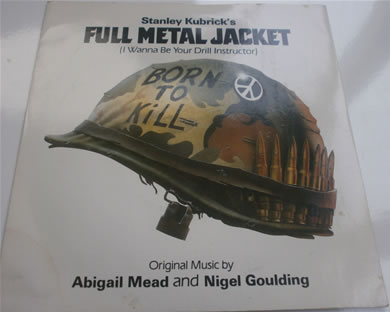 Full Metal Jacket (I Wanna Be Your Drill Instructor) 7 Inch Vinyl