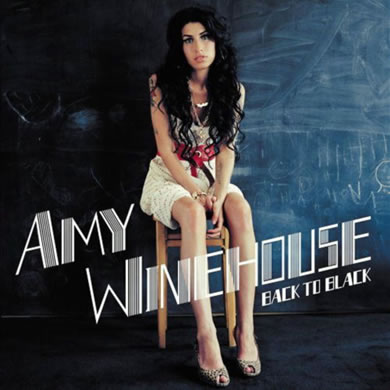 Amy Winehouse - Back To Black 12 inch vinyl